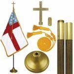 Indoor Episcopal Flag Sets