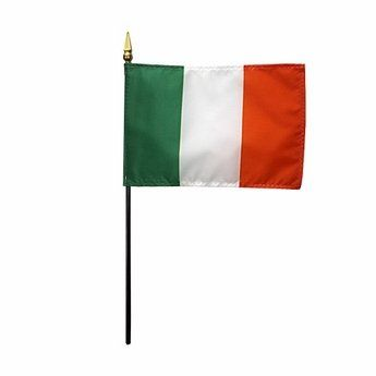 Ireland Stick Flags