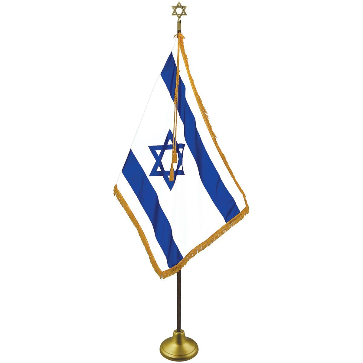 Indoor Israel Flag Sets