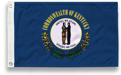 State-Tex Commercial Grade Kentucky State Flags