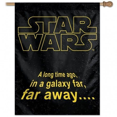 Star Wars Flags and Banners