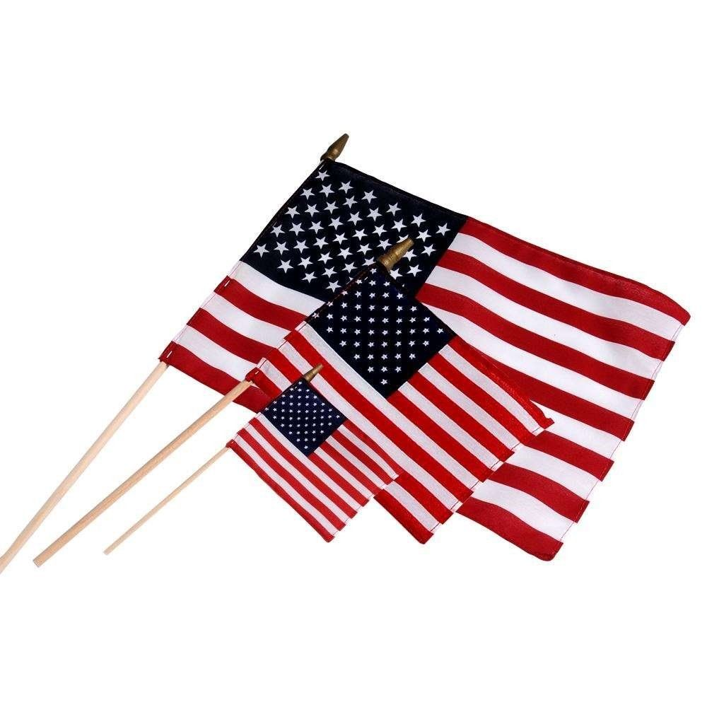Stick Flags - Cemetery & Parade Flags