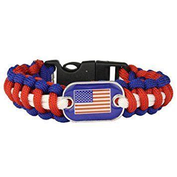 Survival Cord Bracelets