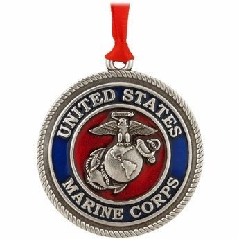 Military Christmas Decor