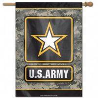 U.S. Army Digi Camo Vertical Flag