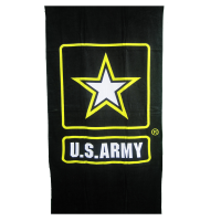 US Army Beach Towel