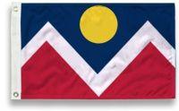City of Denver Flags