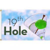 19th Hole Flag