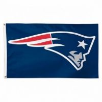 Deluxe New England Patriots Flag - 3 ft X 5 ft