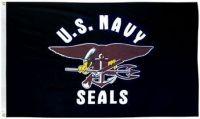 US Navy Seals Flag