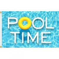 Pool Time Flag