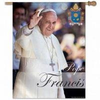 Pope Francis Celebration Flag