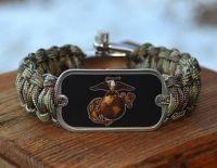 US Marine Corps Survival Bracelet