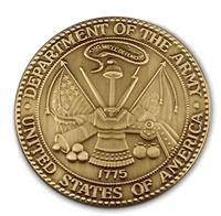 Army Service Medallion