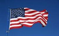 Perma-Nyl Colorfast American Flag - 12 ft X 18 ft