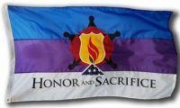 Honor and Sacrifice Flag