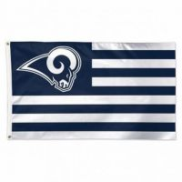 Los Angeles Rams Americana Flag