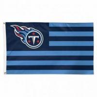 Tennessee Titans Americana Flag