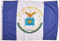 3' X 4' U.S. Air Force Retired Flag