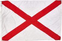 3' X 5' Nylon Alabama State Flag