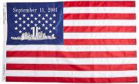 911 Remembrance Flag