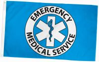 Emergency Medical Service (EMS) Flag