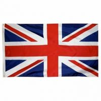 Nylon United Kingdom Flags - Several Sizes