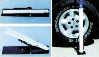 Wheel Base for Telescoping Poles