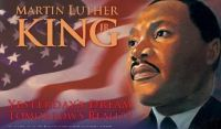Dr. Martin Luther King Jr. Flag