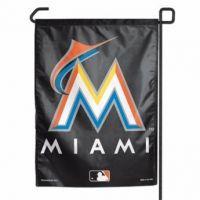 Miami Marlins Garden Banner
