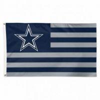 Dallas Cowboys Americana Flag