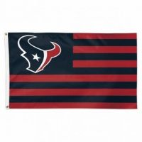 Houston Texans Americana Flag