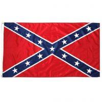 Super Poly Confederate Flags