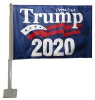 President Trump 2020 Car Flag