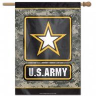 U.S. Army Digi Camo Vertical Flag