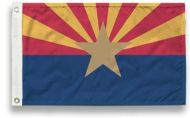 5' X 8' State-Tex Commercial Grade Arizona State Flag
