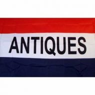 Lightweight Poly Antiques Flag