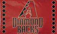 3' X 5' Arizona Diamondbacks Classic Logo Flag