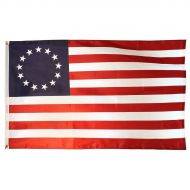 Econo-Poly Lightweight Betsy Ross Flag