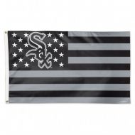 Chicago White Sox  Stars and Stripes Flag