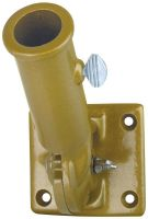 Gold Adjustable Aluminum Bracket