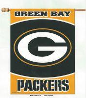 Green Bay Packers Vertical Banner