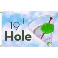 19th Hole Flag