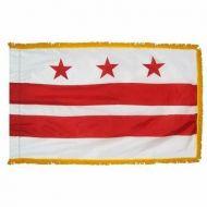 3' X 5' Nylon Indoor/Parade District of Columbia Flag
