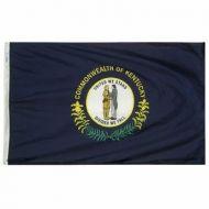 3' X 5' Nylon Kentucky State Flag