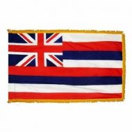 4' X 6' Nylon Indoor/Parade Hawaii State Flag