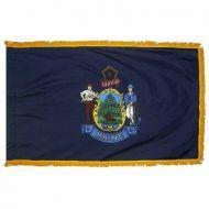 4' X 6' Nylon Indoor/Parade Maine State Flag