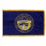 4' X 6' Nylon Indoor/Parade Nebraska State Flag