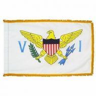 4' X 6' Nylon Indoor/Parade US Virgin Islands Flag