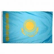 4' X 6' Nylon Kazakhstan Flag